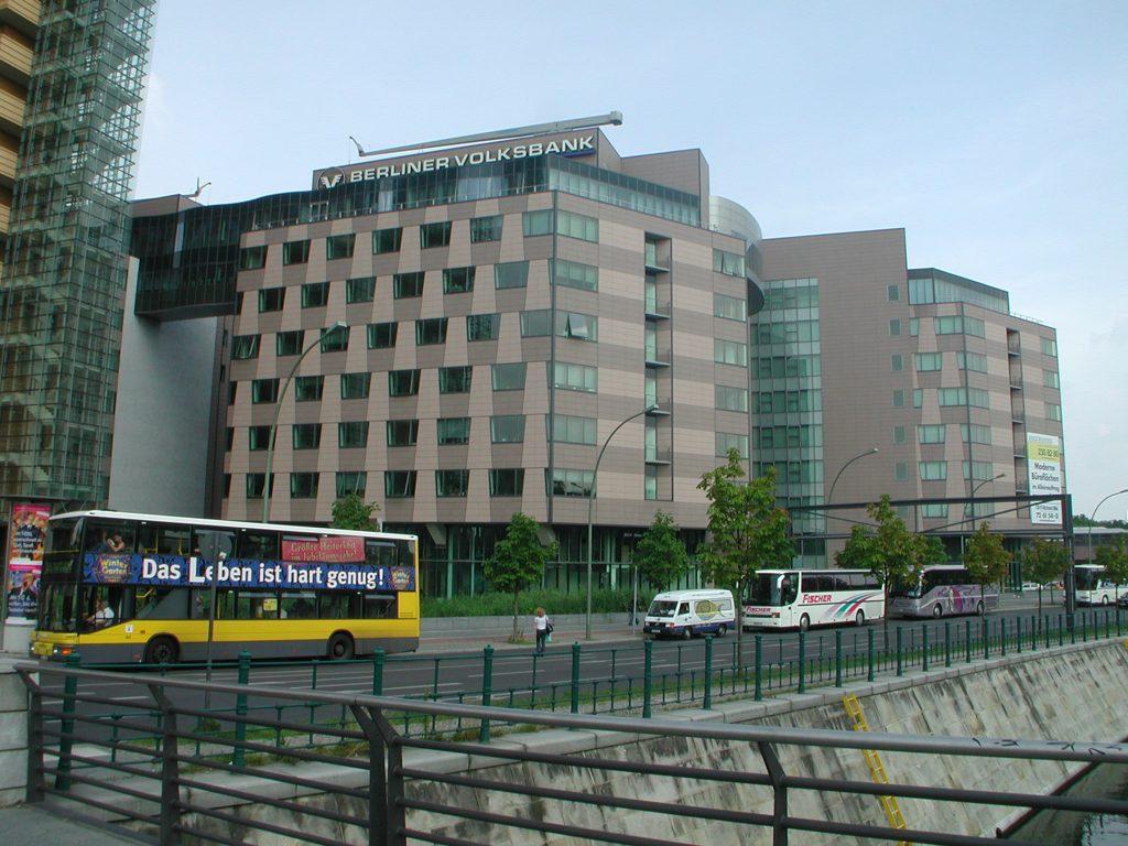 Berliner Volksbank Hermannplatz