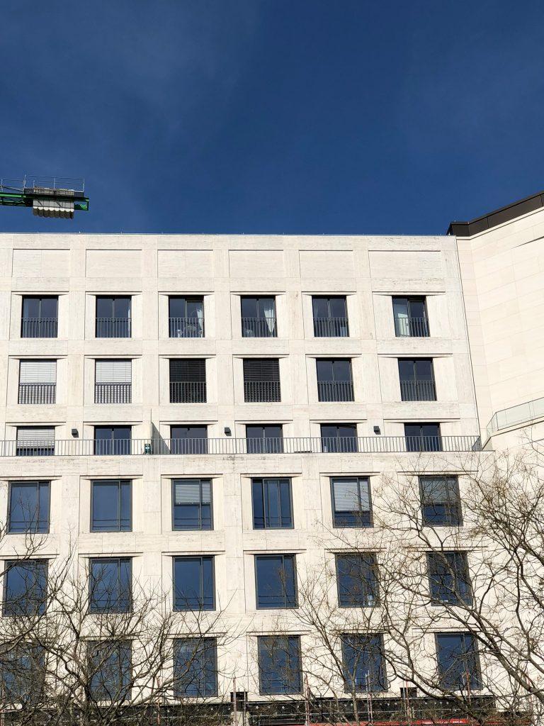 Büro und Wohnen Leipziger Platz 14, Berlin