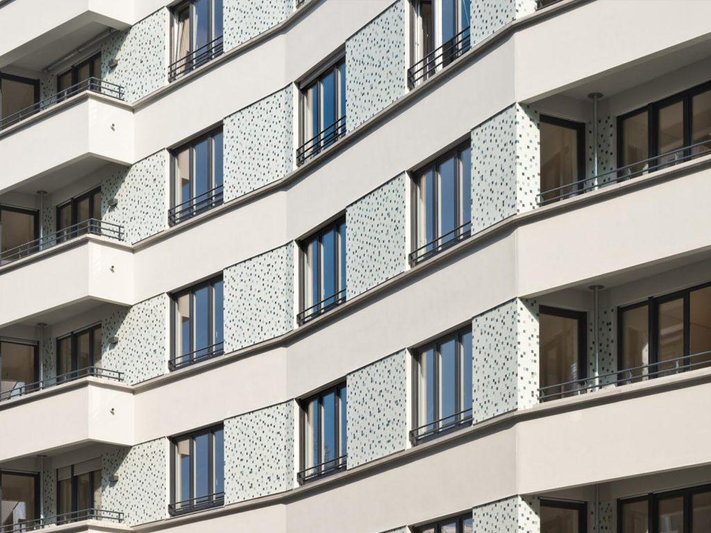Markgrafenkarree Wohnquartier mit Gewerbe- und Ladenflächen Krausenstraße/Markgrafenstraße, Berlin