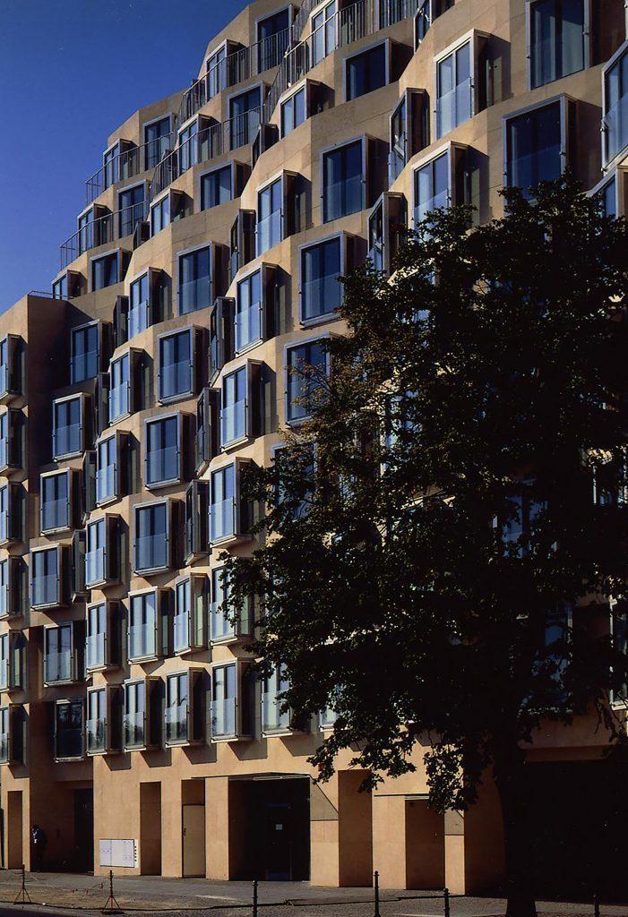 DG Bank, Büro, Konferenzzentrum, Wohnen Pariser Platz 3, Berlin