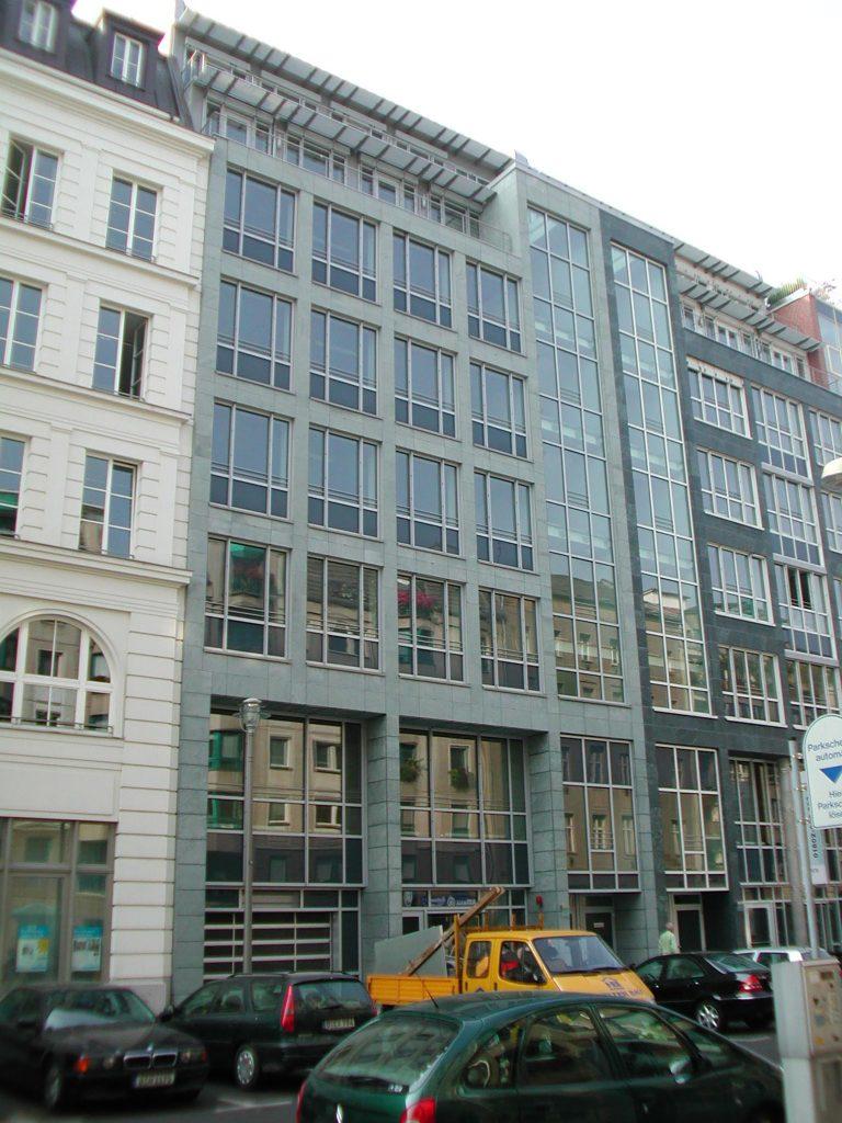 Q 108 Büro und Wohnen Kronenstraße/Mauerstraße, Berlin