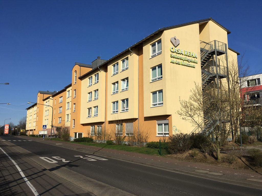 Casa Reha Seniorenwohnheim Berkersheimer Weg, Frankfurt am Main
