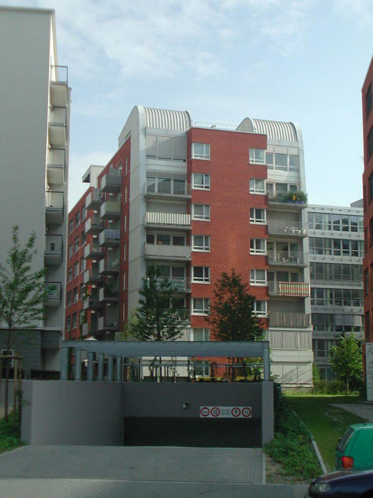 City West Wohn- und Geschäftshaus Solmsstraße, Frankfurt am Main