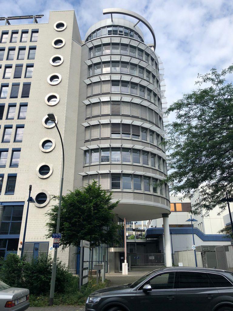 Büro- und Rechenzentrum Hahnstraße, Frankfurt am Main