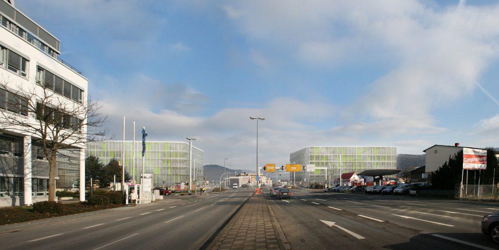Büro und Handel Czernyring, Heidelberg