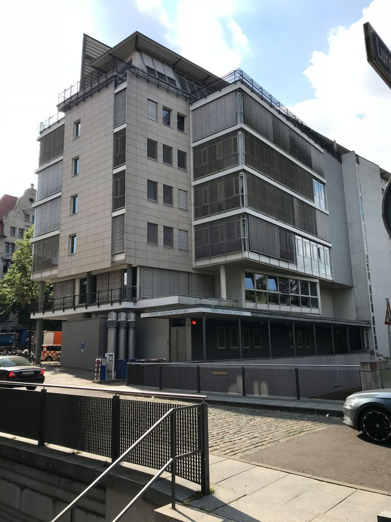 Bürogebäude Martin-Luther-Ring, Leipzig