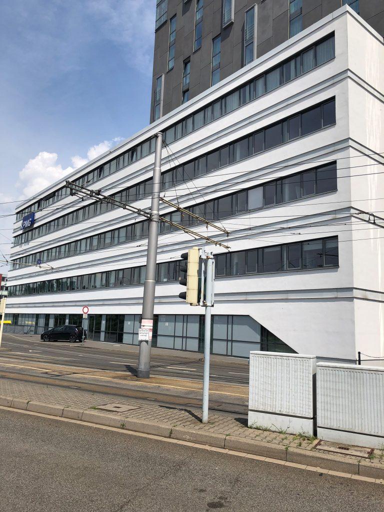 ECCW Euro City Center West Büro- und Hotelgebäude Schlossgartenstraße 1, 68161 Mannheim