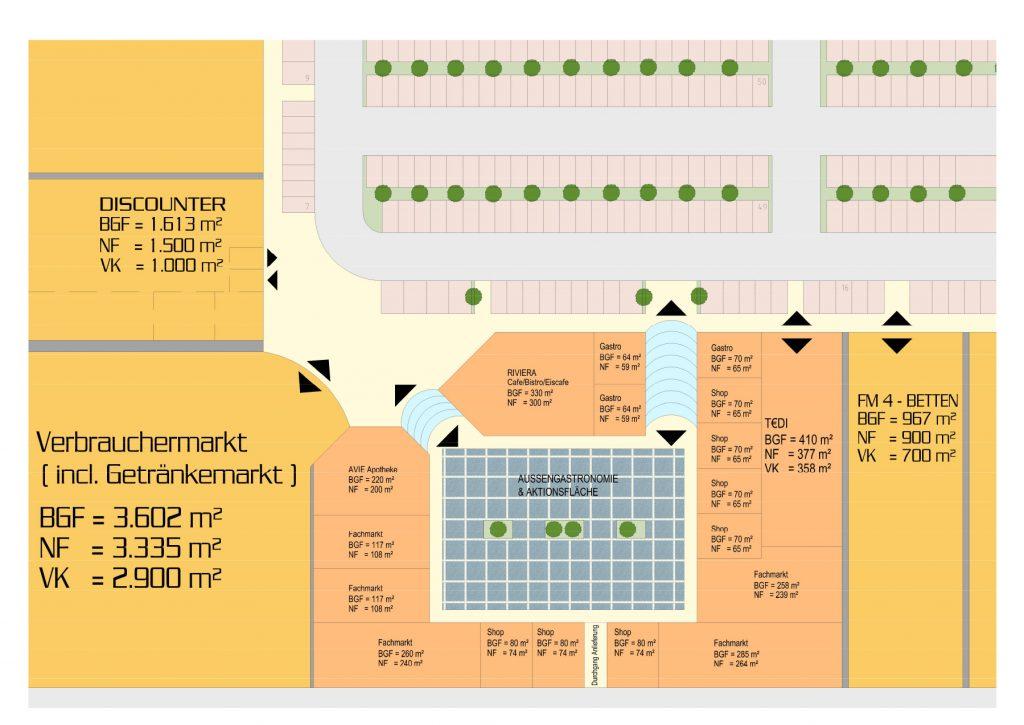 B42 Fachmarktzentrum Gross-Gerau